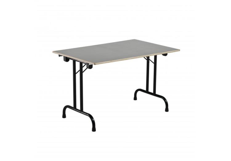 Bankettafel metafox rechthoekig 0,75m x 2m