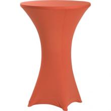 Hoezen stretch rood/oranje + overtrekje