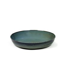 Serax Smokey Blue diep bord D17.5cm H3cm