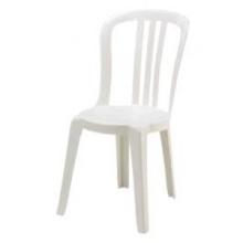 Pvc stoel zonder armleuning