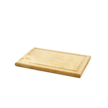 Houten plank rechthoekig