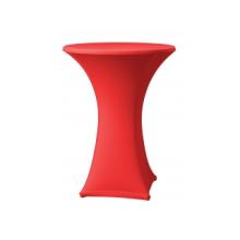 Stretchoes rood voor praattafel