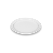 Dessertbord wit Kopenhagen 20 cm