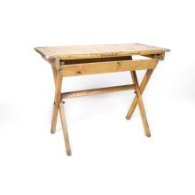 Plooitafel hout (0,50x1m, verkrijgbaar per 25 op palet)