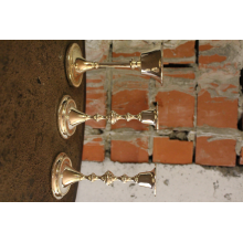 Kandelaar Vintage zilver