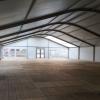 Aluminium Booghal tent met cassettevloer