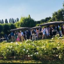 garden, Remmerie